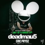 Deadmau5 tendrá dos fechas en Hi Ibiza con Eryc Prydz
