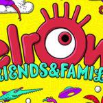 Elrow Friends & Family Festival anuncia todos los nombres de su lineup