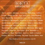 DGTL Barcelona anuncia su programación por escenarios