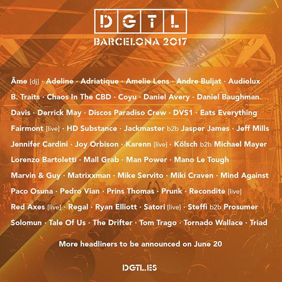 DGTL Barcelona 2017 lineup_NRFmagazine