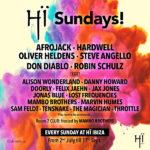 Hi Ibiza presenta Hi sunday