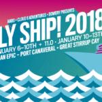 Holy Ship empieza a desvelar los detalles de 2018