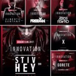 Cartel completo para Innovation 002
