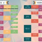 Horarios disponibles para Mad Cool Festival 2017