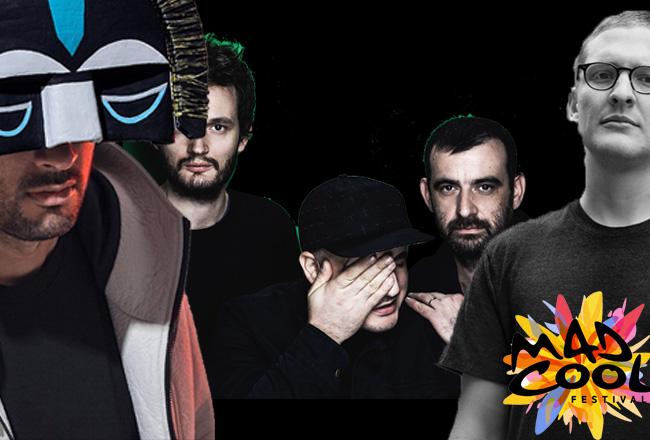 Moderat + sbtrkt + Floating Points @ Mad Cool Festival_NRFmagazine