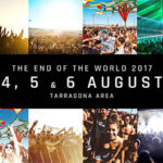 The End of the World Festival 2017: Cartel completo y distribución por días