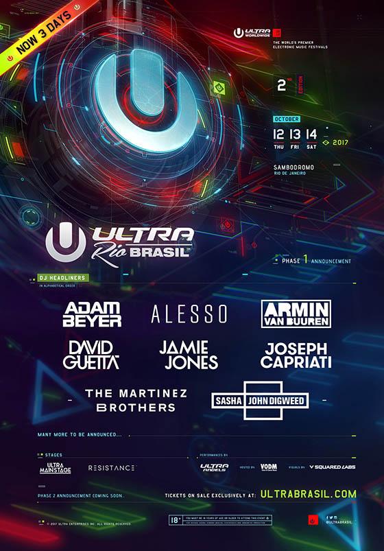 Ultra Brasil 2017 Fase 1 Lineup_NRFmagazine