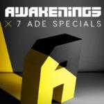 Awakenings completa la gran programación para ADE