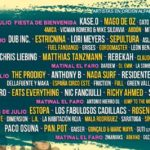Horarios Weekend Beach Festival 2017