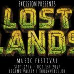 Lost Lands Festival by Excision, donde el Bass se hace realidad, desvela su programación por días