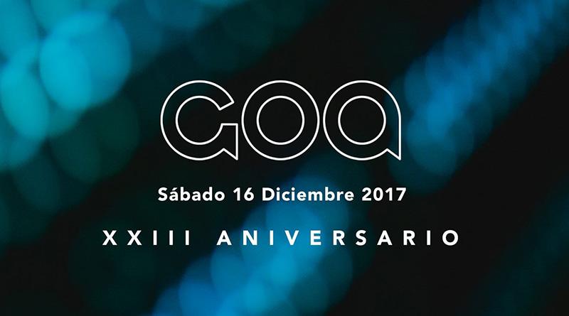 XXIII Aniversario GOA_NRFmagazine