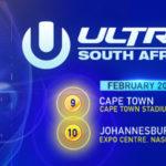 Ultra South África amplia su cartel