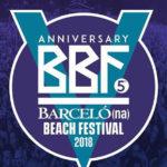 Los primeros headliners llegan a BBF Barcelona Beach Festival 2018