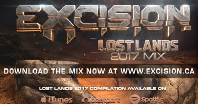 Excision Lost Lands Mix 2017_NRFmagazine